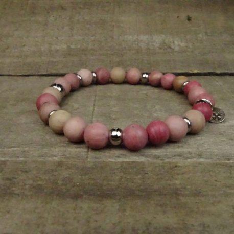 Bracelet rhodonite (2)