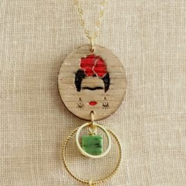 Collier FRIDA KAHLO