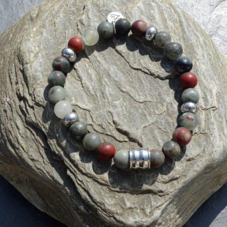 Bracelet jaspe army (2)